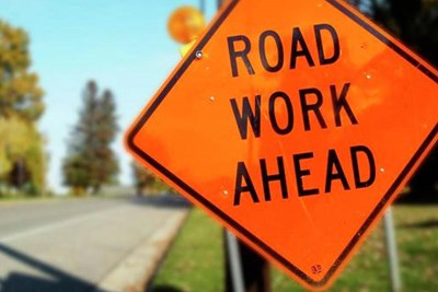 Northbound Route 202 Lane Closure through May 14, 2021